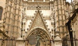 Siviglia Spagna Cattedrale
