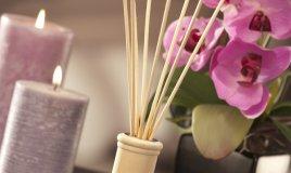 ambienti profumare bastoncini candele lampada poutpourri deodorante casa