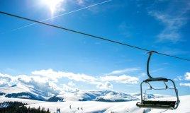 capodanno montagna neve comprensorio piste sci relax