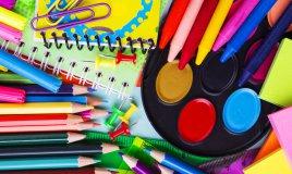 sicurezza bambini scuola colori colla cancelleria avvertenze adulti
