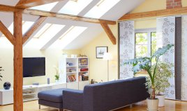 house sharing loft house-sitter