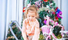 pulizie natale luci bambini regali