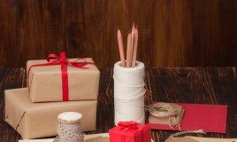carta riciclata regalo fai da te