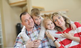 casa sicura bambini ambienti casa cucina bagno detersivi rischio