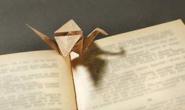 origami carta libro