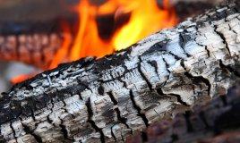 cenere orto pulizia acciaio riciclare pulire