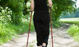 nordic walkink camminare natura dimagrire