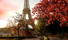 Parigi Arco di Trionfo Trocadero Torre Eiffel