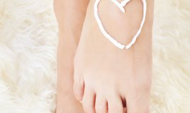 piedi salute persone donna benessere