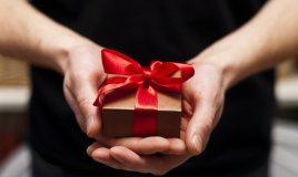 dono, omaggio, presente, regalare