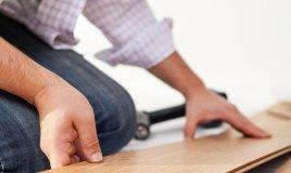 legno listelli posa cura pavimento manutenzione