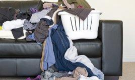 lavanderia disordine caos ordine suggerimenti arredamento