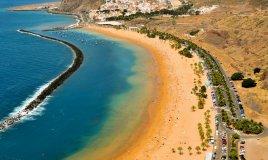 isole, canarie, Spagna Lanzarote Fuerteventura sabbia apiaggia viaggi
