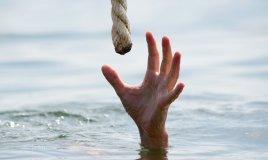 annegare, annegamento, paura delll'acqua, affondamento sogno