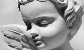 creatura celeste angelo sogno
