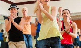 lap dance sport gym salute
