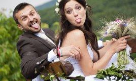 scherzi matrimonio festeggiamenti