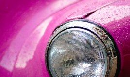 Il taxi? È rosa
