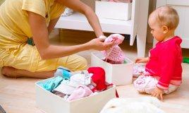 bambini casa disordine pulizie aiuto regole