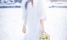 sposa nevi inverno preparativi