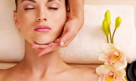 massaggio viso shiatsu salute relax