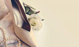 scarpe matrimonio sposa