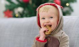 bambino e regalo