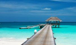 Malè Maldive villaggio viaggio