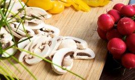 verdure ortaggi taglio tecnica