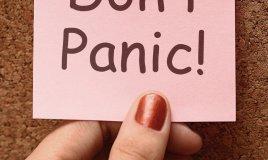 stress ansia attacchi panico nervosismo