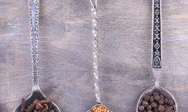 spezie inverno varietà sapore cucina