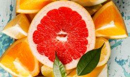 agrumi vista occhio dieta frutti di bosco