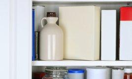 cucina dispensa ottimizzare gli spazi ordine cibo scadenza