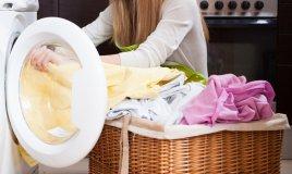 etichetta lavaggio abbigliamento