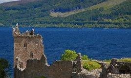 Scozia viaggi lago highlands Tolkien