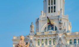 Madrid musei pioggia acqua meteo viaggi Spagna