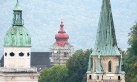 Salisburgo Austria Mozart vacanza