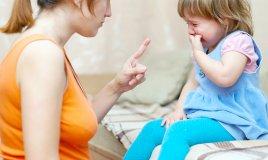 castighi punizioni educazione bambini