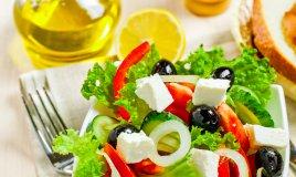 insalata stagione ricetta cucina piatto completo