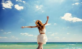 salute positività felicità benessere