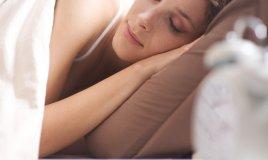 Sonno benessere salute bellezza donna