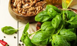 salsa noci cucina Liguria condimento primi