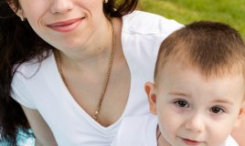 mamma, adolescente, gravidanza, bambino