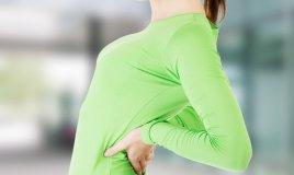 schiena consigli donna salute benessere corpo