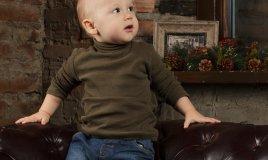 abbigliamento, Bebè, Mamma