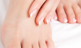 Vitalità ai tuoi piedi