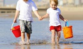 vacanze intraprendenza paure bambino
