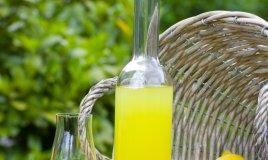 limoncello liquore limone ricetta casa