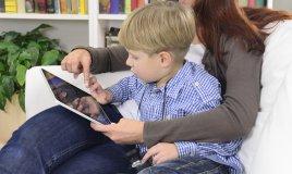 social network bambini computer