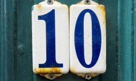 I numeri nei sogni, simboli e significati